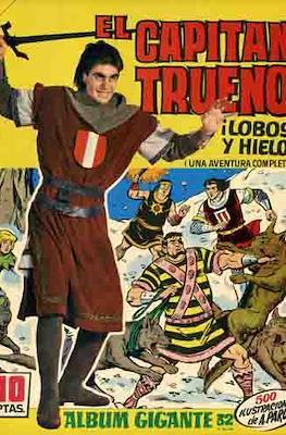 El Capitán Trueno. Album gigante (Grapa 32 pp) #32