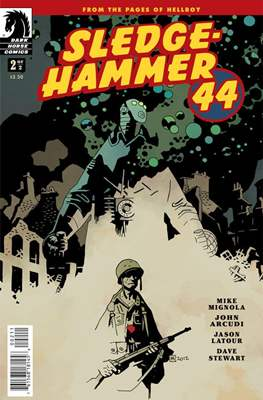 Sledgehammer 44 (Comic-book) #2