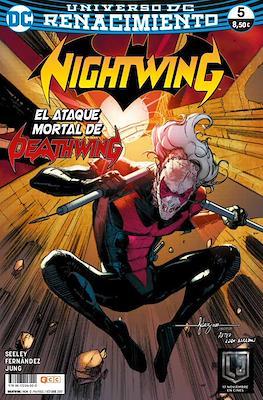 Nightwing. Renacimiento (Rústica) #5