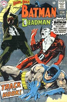 The Brave and the Bold Vol. 1 (1955-1983) (Comic Book) #79