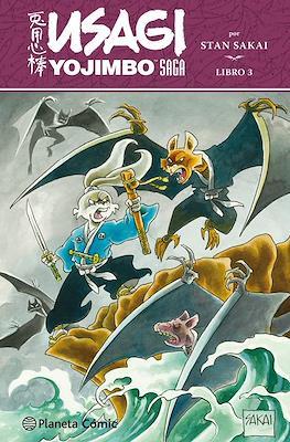 Usagi Yojimbo Saga (Rústica 632 pp) #3