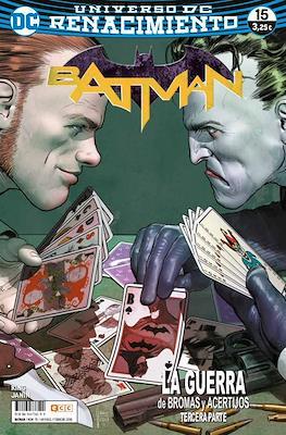 Batman: Nuevo Universo DC / Renacimiento #70/15