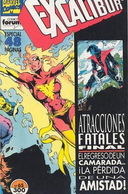 Excalibur Vol. 1 (1989-1995) (Grapa) #65