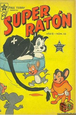 El Super Ratón (Grapa) #10