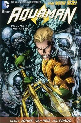 Aquaman Vol. 5 (2013-2017) #1