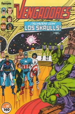 Los Vengadores Vol. 1 (1983-1994) (Grapa) #59