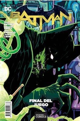 Batman. Final del Juego (Rústica) #1