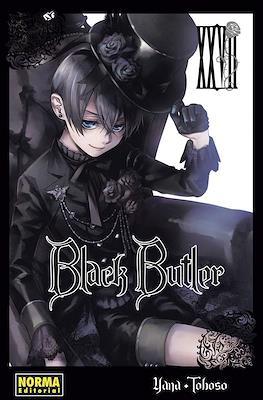 Black Butler (Rústica con sobrecubierta) #27