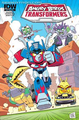 Angry Birds Transformers (Grapa) #4.1