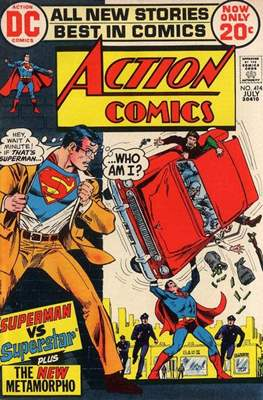 Action Comics Vol. 1 (1938-2011; 2016-) (Comic Book) #414