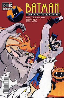 Batman Magazine (Agrafé. 32 pp) #14