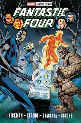 Fantastic Four: Tres - Marvel Grandes Eventos
