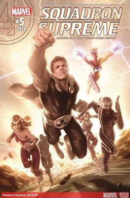 Squadron Supreme Vol. 4 (Comic-Book) #5