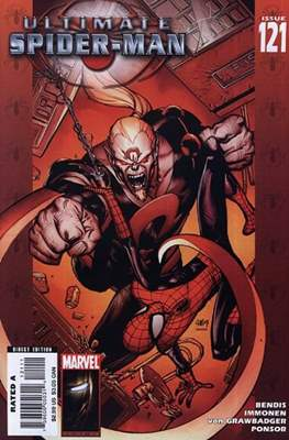 Ultimate Spider-Man (2000-2009; 2011) (Comic-Book) #121