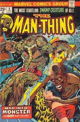The Man-Thing Vol. 1 (1974-1975) (Comic Book) #8