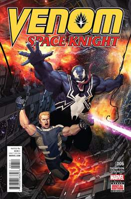 Venom: Space Knight (Comic Book) #6