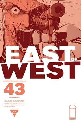 East of West (Comic-book) #43