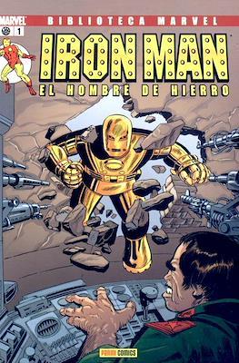 Biblioteca Marvel: Iron Man (2005-2008) (Rústica 160 pp) #1