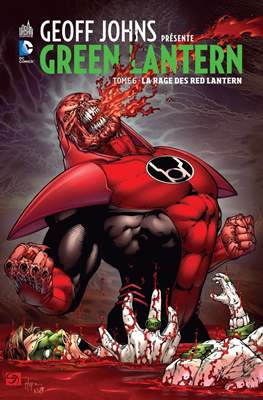 Geoff Johns présente Green Lantern (Cartonné) #6