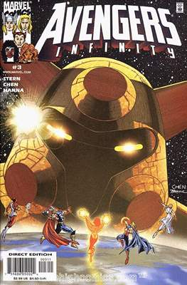 Avengers Infinity #3
