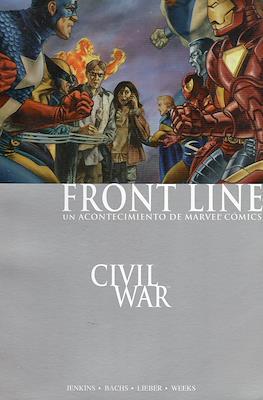 Civil War: Front Line - Marvel Monster Edition