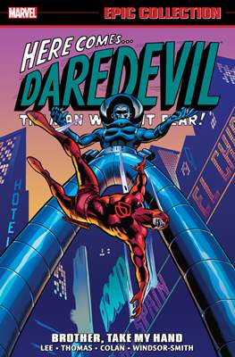 Daredevil Epic Collection (Softcover) #3