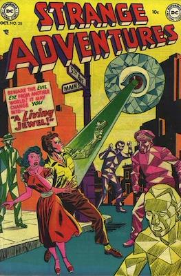 Strange Adventures (Comic Book) #25