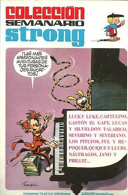 Colección Semanario Strong (Cartoné retapado) #7