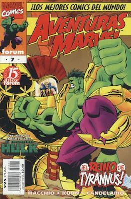 Aventuras Marvel (Grapa 24 pp) #7