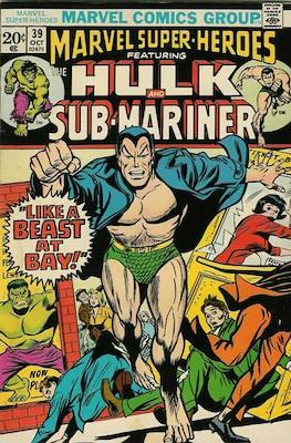 Marvel Super-Heroes (Grapa) #39
