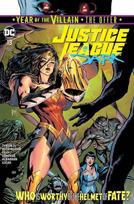 Justice League Dark Vol. 2 (2018-) (Comic Book) #13