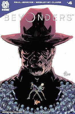 Beyonders (Comic Book) #4