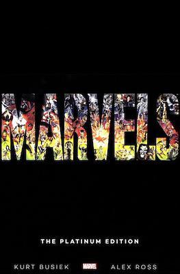 Marvels The Platinum Edition