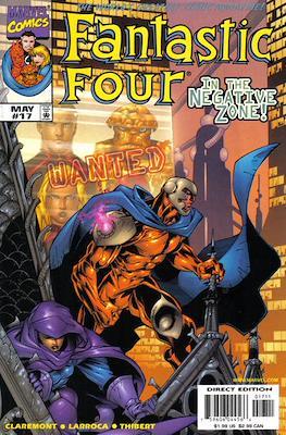 Fantastic Four Vol. 3 (Comic Book) #17