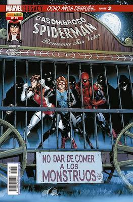 El Asombroso Spiderman: Renueva tus votos (Grapa) #15