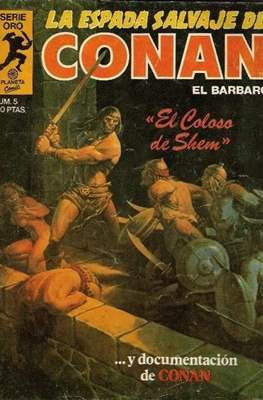 La Espada Salvaje de Conan. Vol 1 (1982-1996) #5