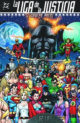 La Liga de la Justicia de George Pérez. Clásicos DC