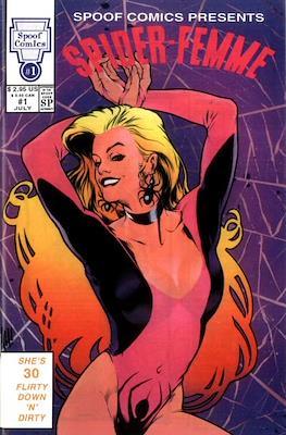 Spoof Comics Presents #1