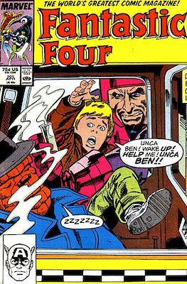 Fantastic Four Vol. 1 (1961-1996) (saddle-stitched) #301
