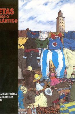 Catálogo exposición Viñetas desde o Atlántico #5