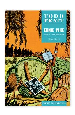Todo Pratt - Edición coleccionista (Cartoné) #37