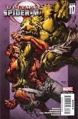 Ultimate Spider-Man (2000-2009; 2011) (Comic-Book) #117