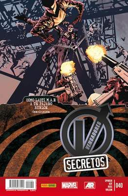 Vengadores Secretos (2011-2015) (Grapa) #40