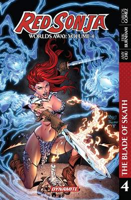 Red Sonja: Worlds Away (2017) (Softcover 140-184 pp) #4