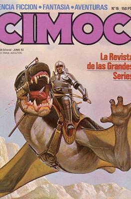 Cimoc (Grapa 60-132 pp) #16