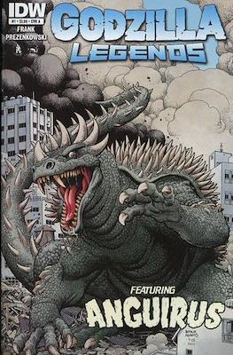 Godzilla. Legends