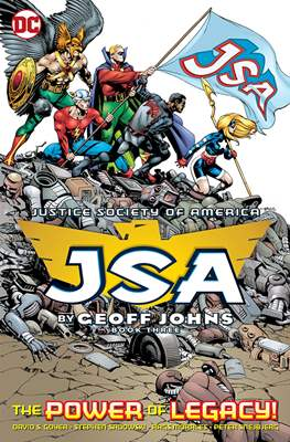 JSA by Geoff Johns (Softcover 392-400 pp) #3