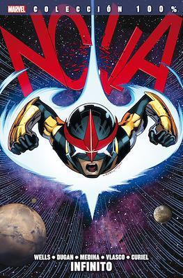 Nova. 100% Marvel (Rústica con solapas) #2