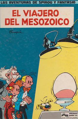 Las aventuras de Spirou y Fantasio #11