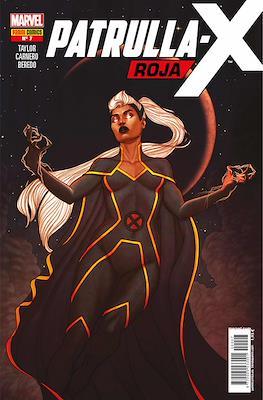 Patrulla-X Roja (Grapa) #7